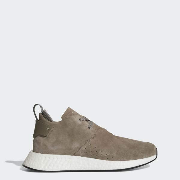 2cef1f1ffb9d adidas NMD C2 Shoes - Brown