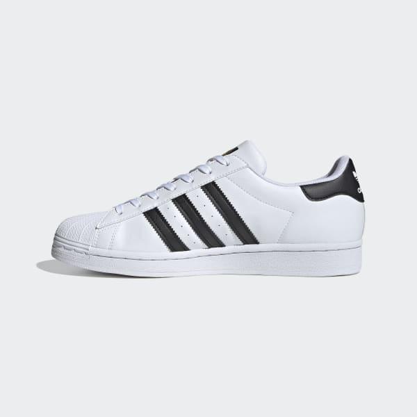 adidas Superstar Vegan Schuh Weiß | adidas Deutschland