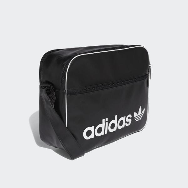 ADIDAS SCHULTERTASCHE AIRLINER Vintage Tasche, Retro Tasche