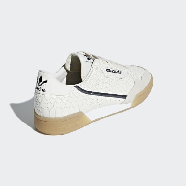 b8b3e1bf1 adidas Continental 80 Shoes - White