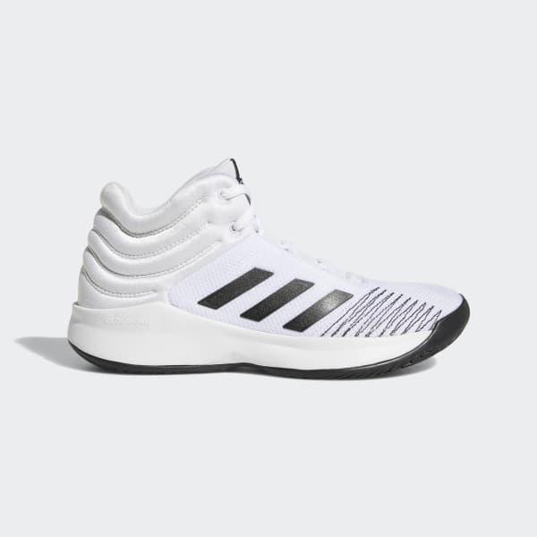 adidas Pro Spark 2018 Shoes - White