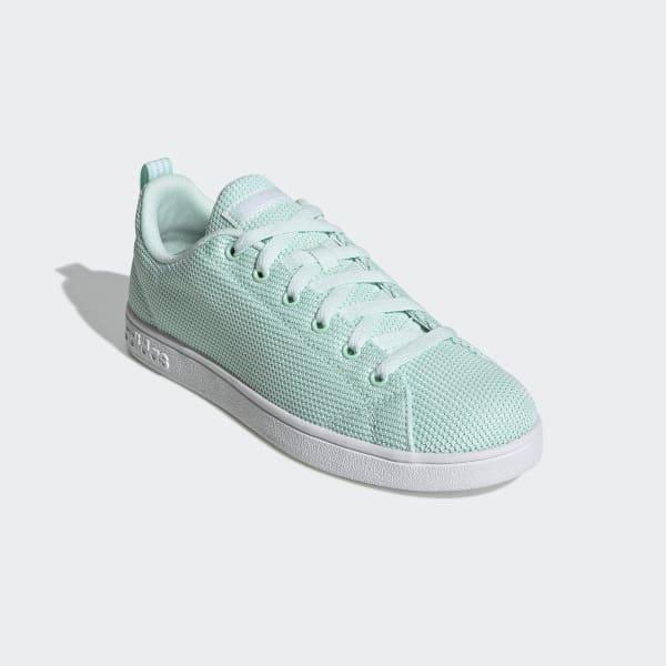 adidas VS Advantage Clean Shoes - Turquoise   adidas US