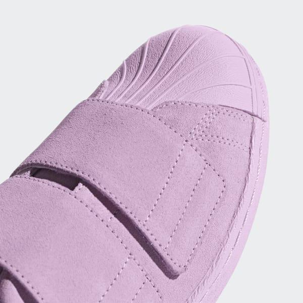 adidas Superstar 80s CF Schuh Lila | adidas Austria