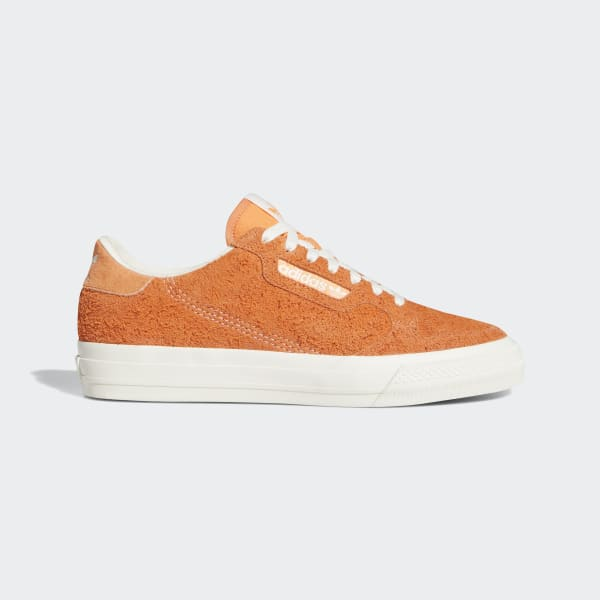 adidas Continental Vulc Sko Oransje | adidas Norway