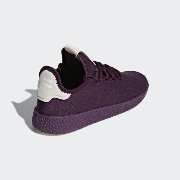 9dfa401fed3eb adidas Pharrell Williams Tennis Hu Shoes - Red