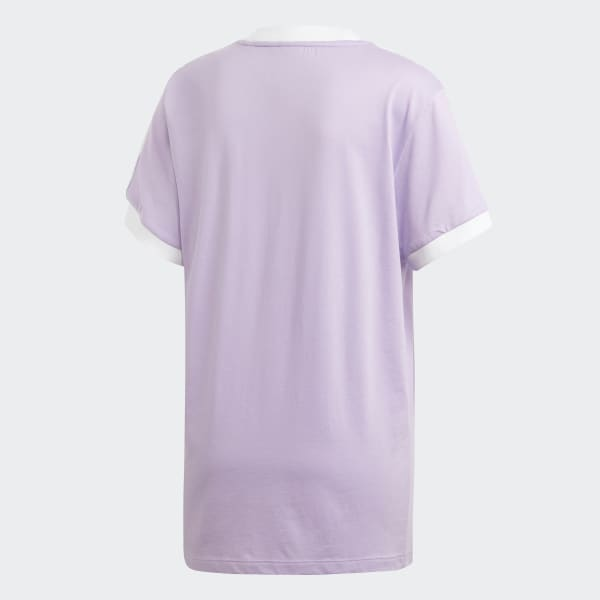 fce58ac3 adidas 3-Stripes Tee - Purple | adidas US