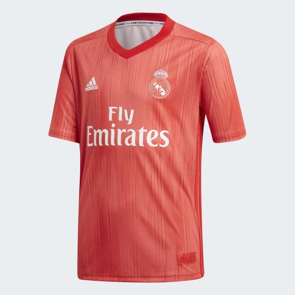 96031a593 adidas Real Madrid Third Mini Kit - Red