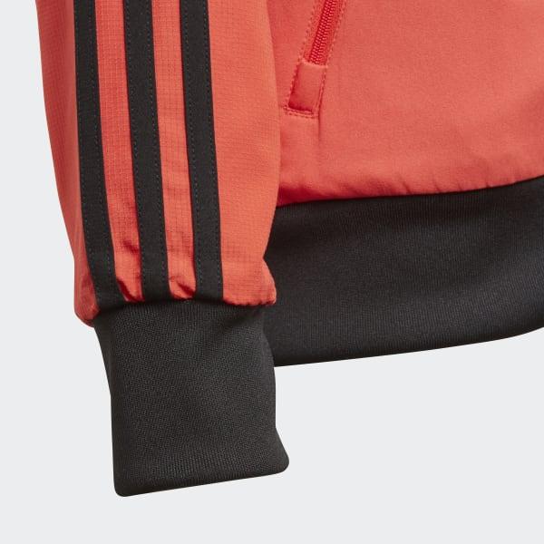 14e549b32b55f Chaqueta presentación Real Madrid Ultimate - Rojo adidas