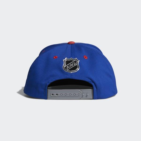 00fed977 adidas Rangers Flat Brim Hat - Multicolor   adidas US