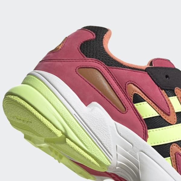 adidas Yung-96 Chasm Shoes - Black