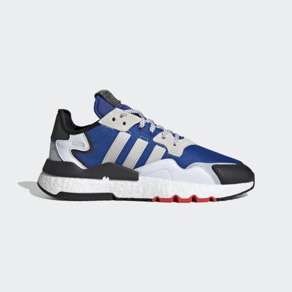 adidas Кроссовки Nite Jogger - синий