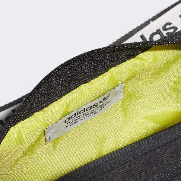 Muerto en el mundo anunciar para agregar  adidas R.Y.V. Waist Bag in Black | adidas UK