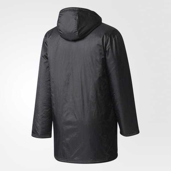 adidas Core 15 Stadium Jacket Black | adidas Finland