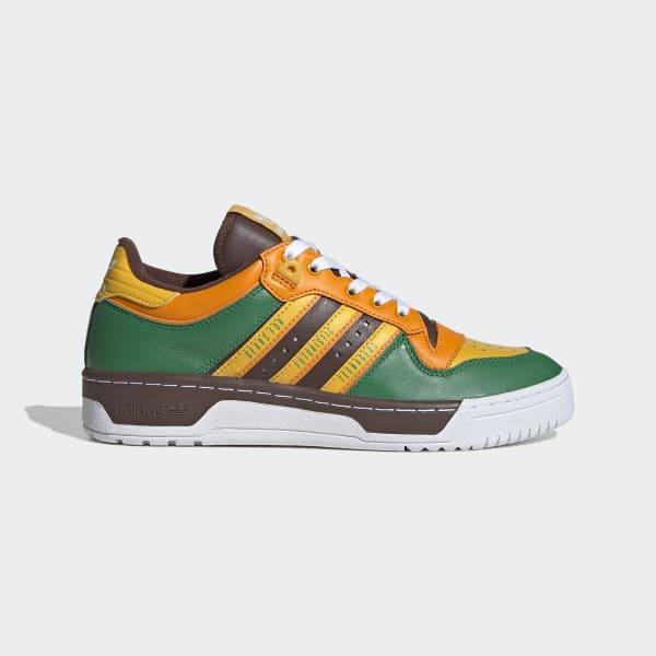 adidas Rivalry Human Made Shoes - Green
