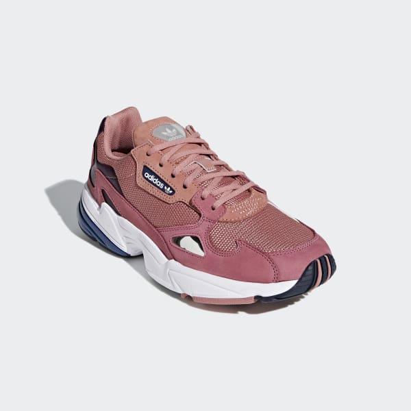 uk availability b233d 1b327 adidas Falcon Shoes - Pink   adidas UK