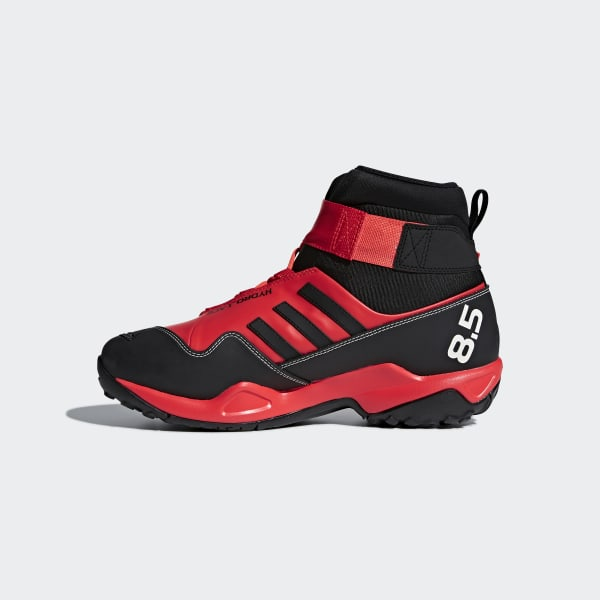 e6a91aa30c0c2 adidas Terrex Hydro Lace Boots - Burgundy | adidas UK