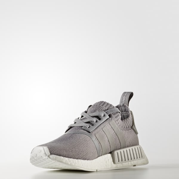 cheap for discount 7add4 d75cd adidas Tenis NMD R1 Primeknit - Gris   adidas Mexico