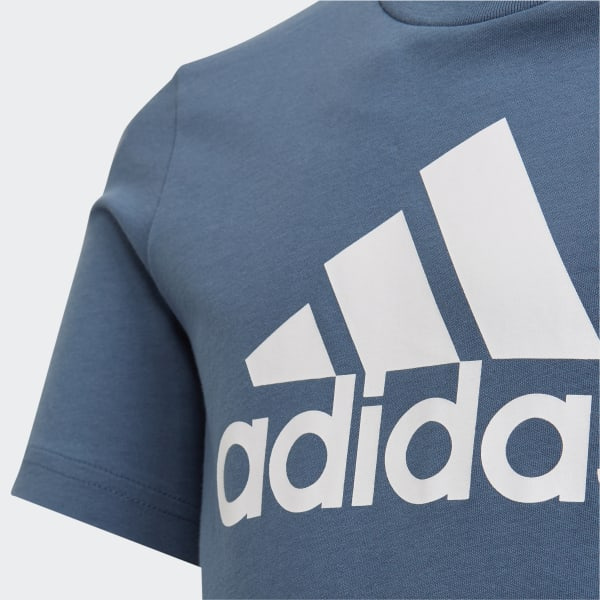 Camiseta Badge of Sport Must Haves Azul adidas | adidas España