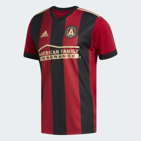 huge discount 5172b 336d1 adidas Atlanta United Home Jersey - Red | adidas US