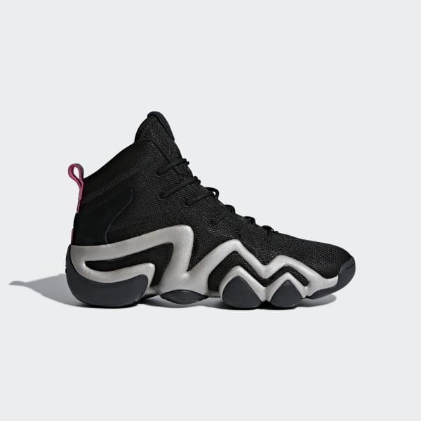 adidas Crazy 8 ADV Shoes - Black | adidas US | Tuggl