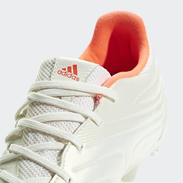 Bota de fútbol Copa 19.3 césped natural húmedo - Blanco adidas ... 043d7cee4e0e3