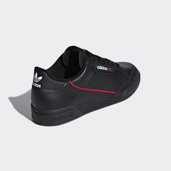 best loved 35fa7 3942f adidas Sapatos Continental 80 - Preto  adidas MLT