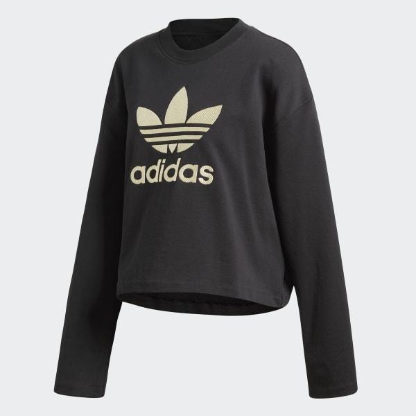 adidas Premium Sweatshirt Schwarz   adidas Deutschland
