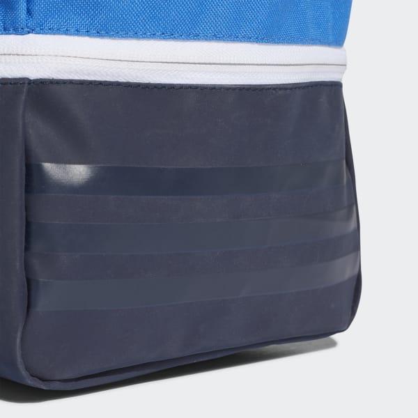 bd3242d63 Bolso para chimpunes Tiro - Azul adidas | adidas Peru