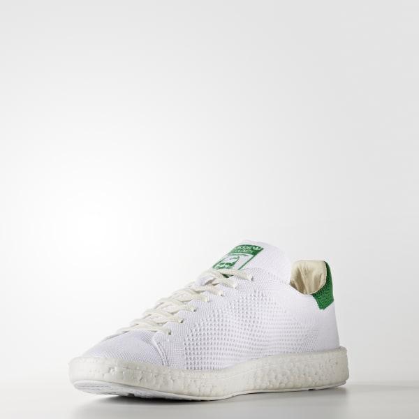 a13d5d15b74 adidas Men s Stan Smith Boost Primeknit Shoes - White