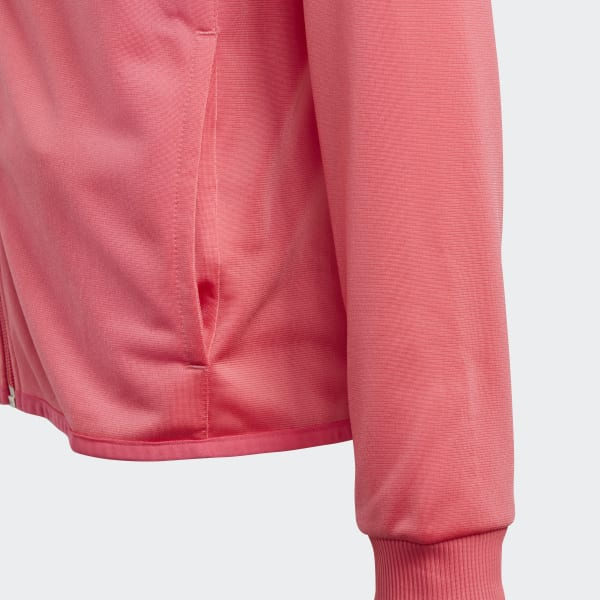 746ce561a Agasalho Yg S Entry Ts - Rosa adidas