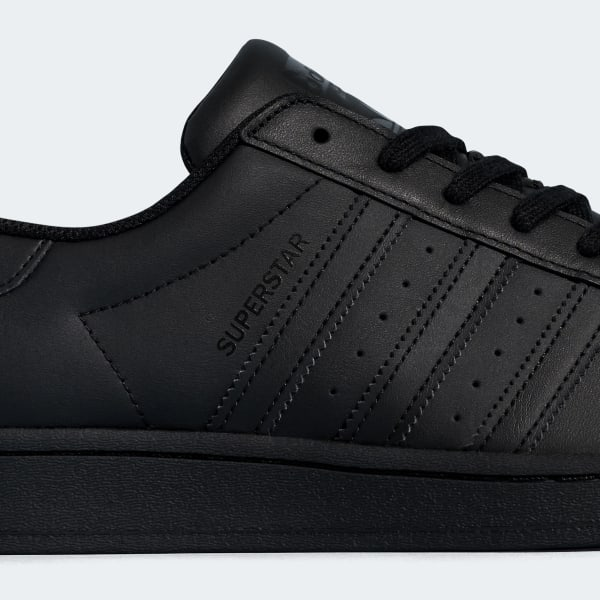 Superstar All Black Shoes | adidas US