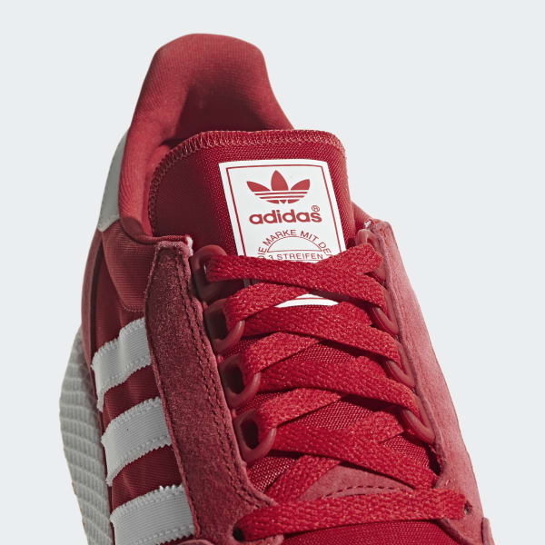 check out 61efa 22be4 adidas Tenis Forest Grove - Rojo  adidas Mexico