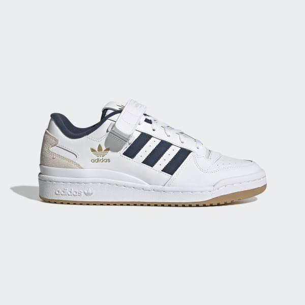 adidas Forum Low 'Crew Navy / Gum' .00 Free Shipping