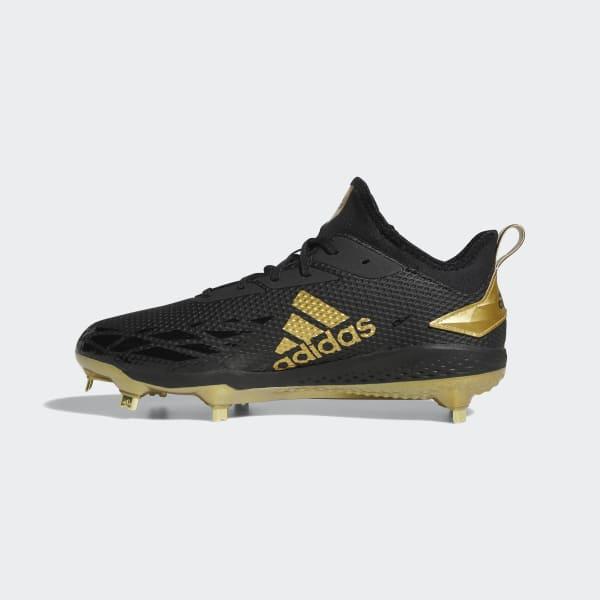 sports shoes 05f17 acdc9 adidas Adizero Afterburner V Cleats - Black  adidas US