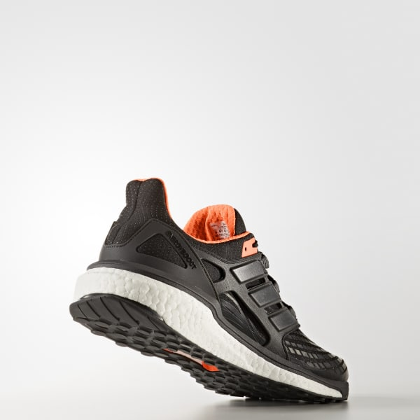 5663f8405a1 adidas Energy Boost Shoes - Black