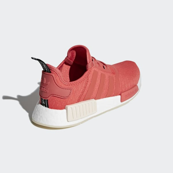 adidas NMD R1 Shoes - Red  941612a972
