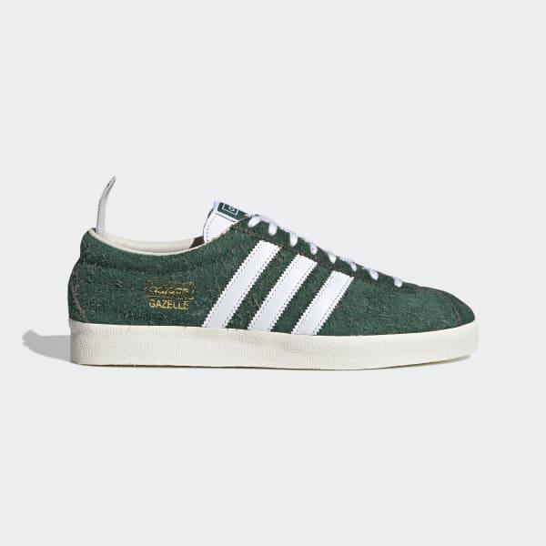 adidas Gazelle Vintage Shoes - Green