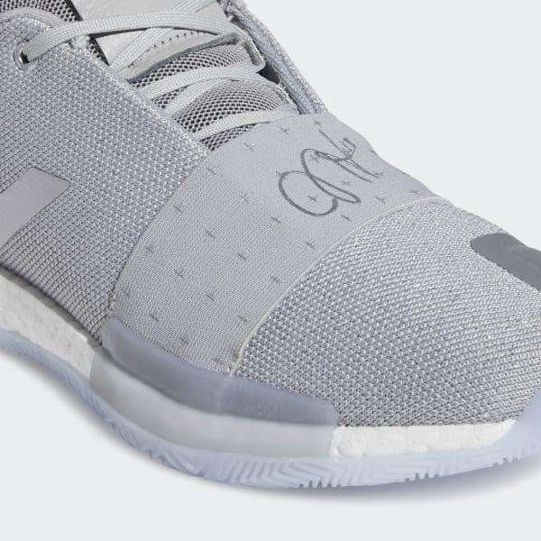 James Harden Shoes Vol 2: Adidas Harden Vol. 3 Shoes - Grey