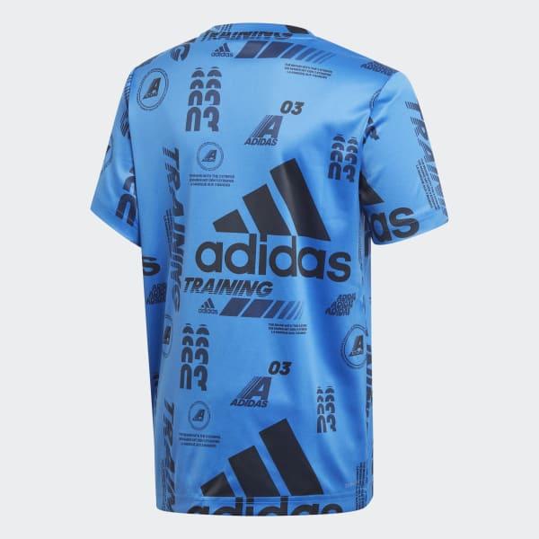 02a75291 adidas Bold T-skjorte - Blå | adidas Norway
