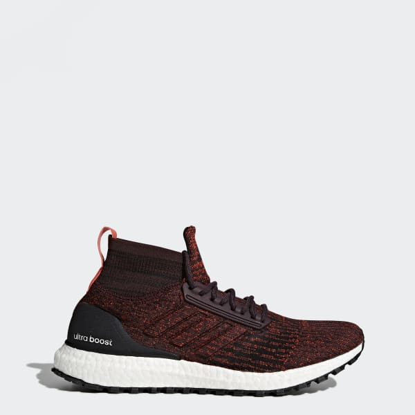 adidas Ultraboost All Terrain Shoes - Red | adidas US