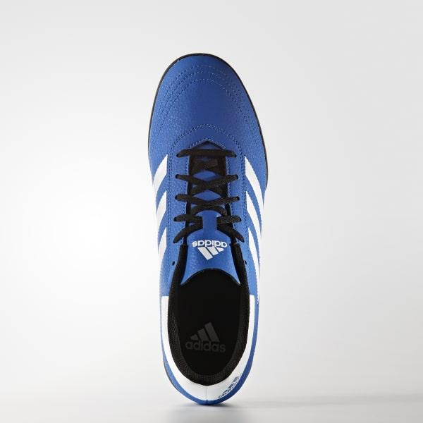 Zapatillas de fútbol para césped artificial Goletto 6 - Azul adidas ... c82d2a7d82ae9