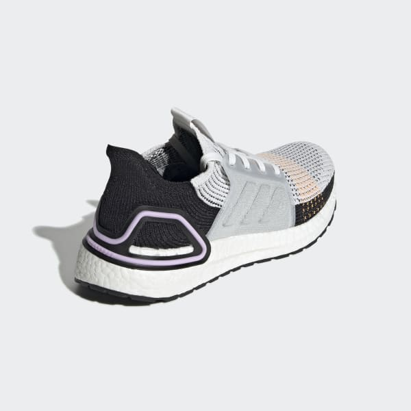 Women's Ultraboost 19 Crystal White and