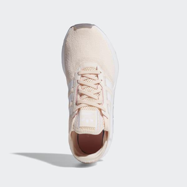 adidas swift run pink and gold
