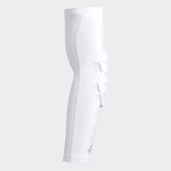 new products 21398 a569e Alphaskin Force Padded Elbow Sleeve White CE7048
