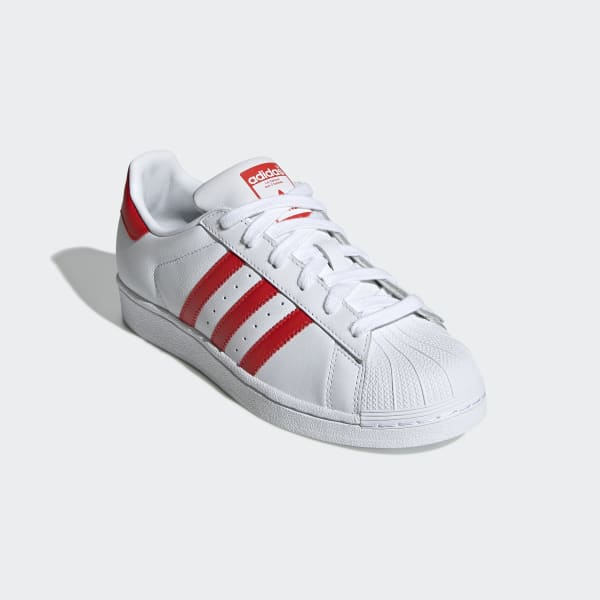7dc7e047a5f Tenis SUPERSTAR W. Tallas Mexicanas Origen  Indonesia  Color del artículo  Ftwr  White   Active Red   Core Black