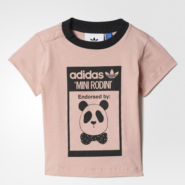 Комплект: футболка и брюки Mini Rodini Graphic