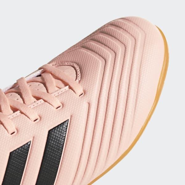 bf050d1176aca Chuteira Predator Tango 18.4 Futsal - Rosa adidas