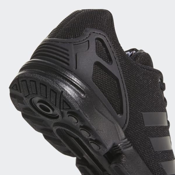 adidas ZX Flux, Espadrillas Basse Uomo, Nero WhiteCore Core