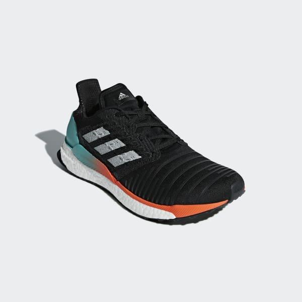 adidas SolarBoost Shoes - Black | adidas US