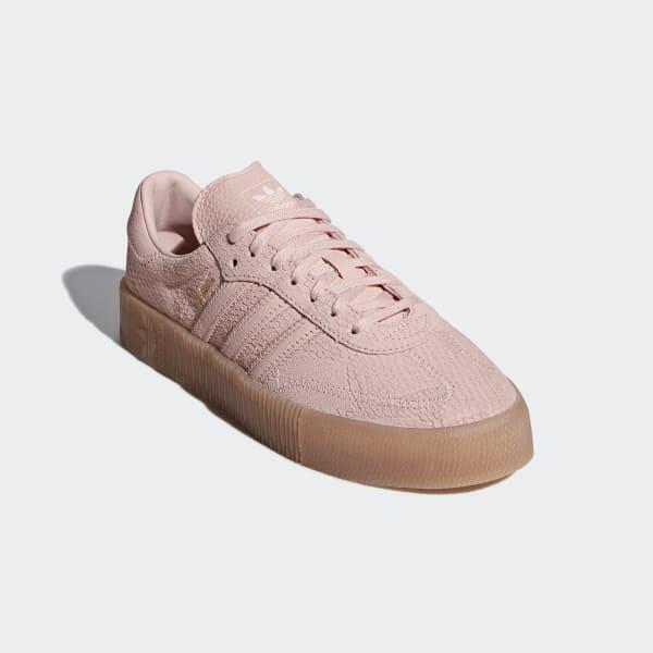 c8d68e4ebfc43a adidas SAMBAROSE Schuh - rosa